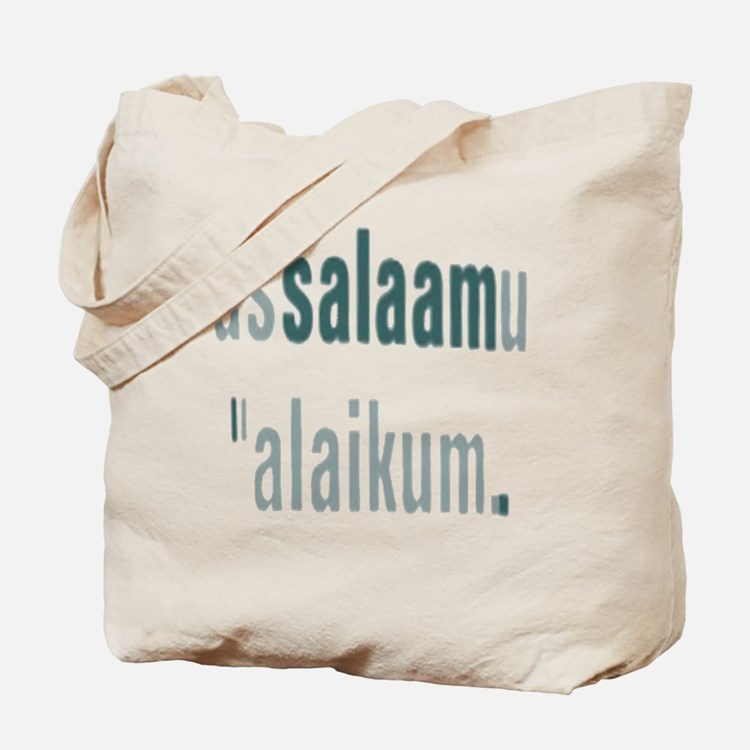 Cute Quran Tote Bag