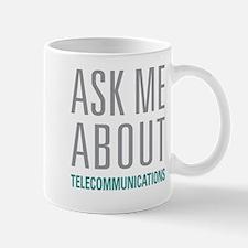 Telecommunications Mugs