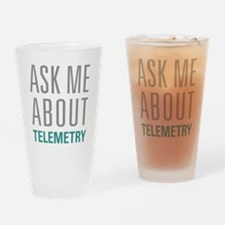 Telemetry Drinking Glass
