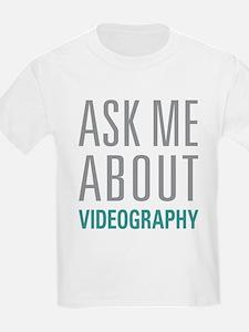 Videography T-Shirt