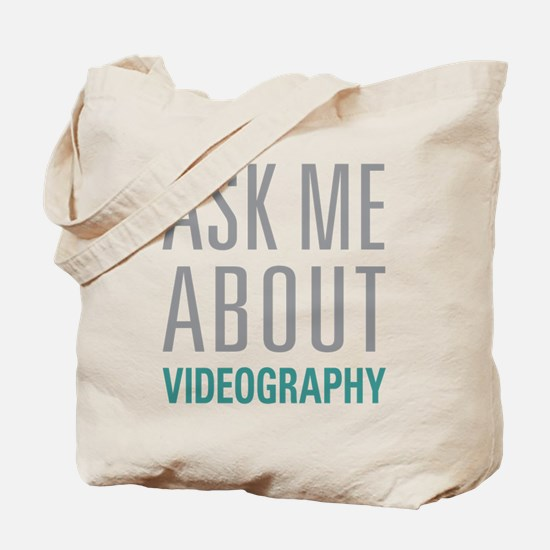 Videography Tote Bag