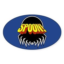 Spoons Decal