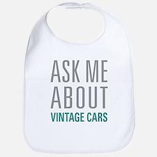 Vintage Cars Bib