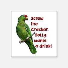 Smart Parrot Sticker