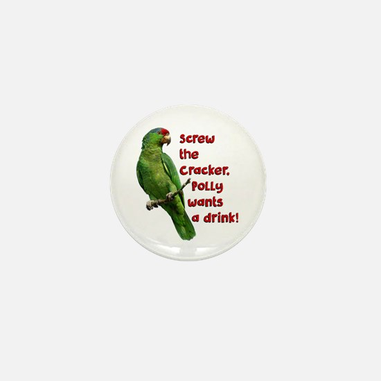Smart Parrot Mini Button