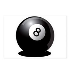 8 Ball! Postcards (Package of 8)