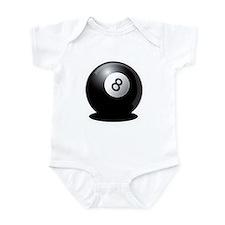 8 Ball! Infant Bodysuit
