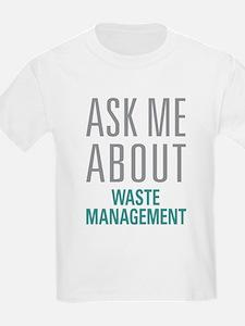 Waste Management T-Shirt
