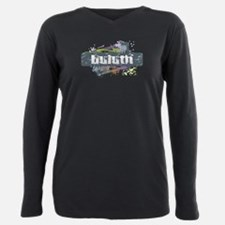 Duluth Design Plus Size Long Sleeve Tee