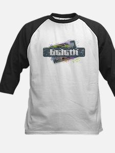 Duluth Design Baseball Jersey