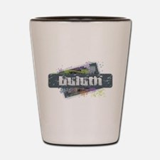 Duluth Design Shot Glass