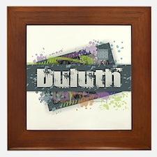 Duluth Design Framed Tile