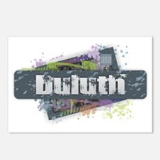 Duluth Design Postcards (Package of 8)