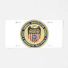 nciswashington.png Aluminum License Plate
