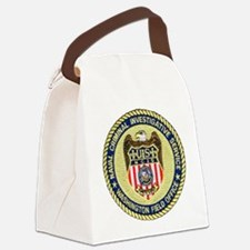nciswashington.png Canvas Lunch Bag