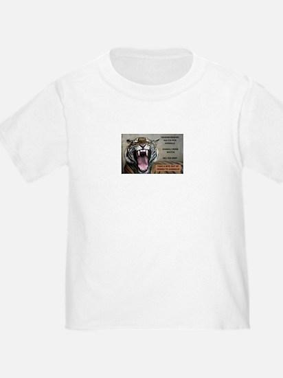 Animal Crime Watch T-Shirt