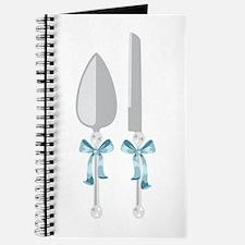 Wedding Knife & Server Journal
