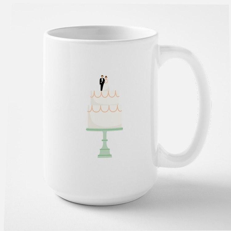 Wedding Cake Mugs