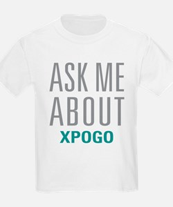 Ask Me About Xpogo T-Shirt