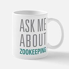 Zookeeping Mugs
