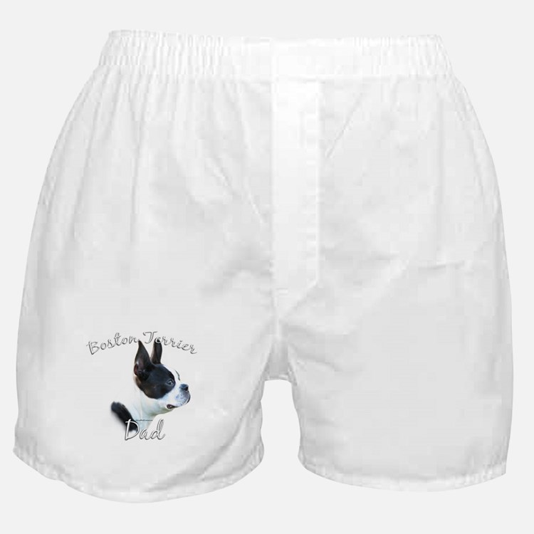 Boston Dad2 Boxer Shorts