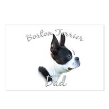 Boston Dad2 Postcards (Package of 8)