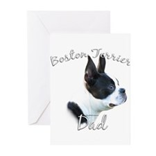 Boston Dad2 Greeting Cards (Pk of 10)