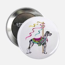 Great Dane Merle UC Carousel Button