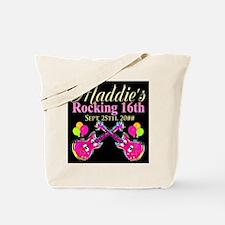 CUSTOM 16TH Tote Bag