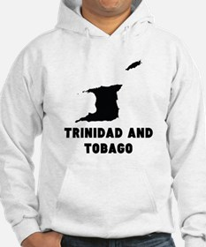 Trinidad and Tobago Silhouette Hoodie