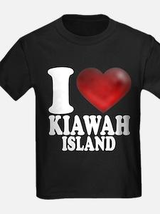 I Heart Kiawah Island T-Shirt