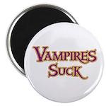 Vampires Suck Halloween costu Magnet