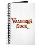 Vampires Suck Halloween costu Journal