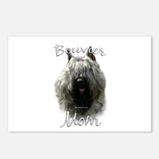 Bouvier Mom2 Postcards (Package of 8)