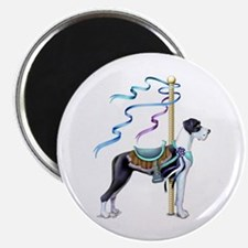 Great Dane Mantle UC Carousel Magnet