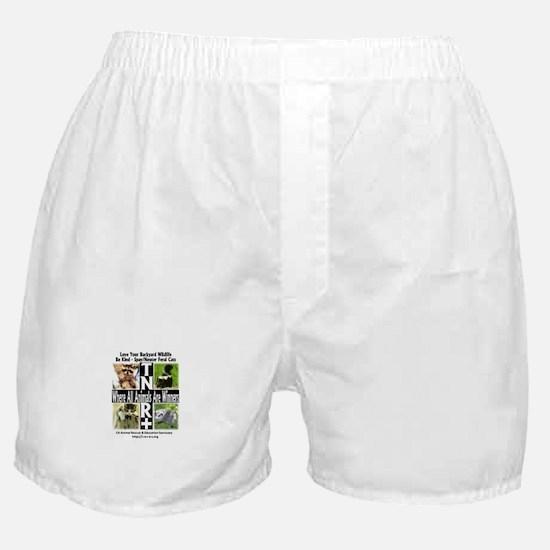 Tnr+ Boxer Shorts