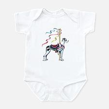 Great Dane Harle UC Carousel Infant Bodysuit