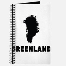 Greenland Silhouette Journal
