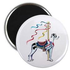 Great Dane Harle UC Carousel Magnet