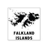 Falkland islands Square