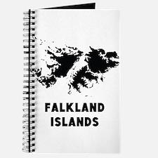 Falkland Islands Silhouette Journal