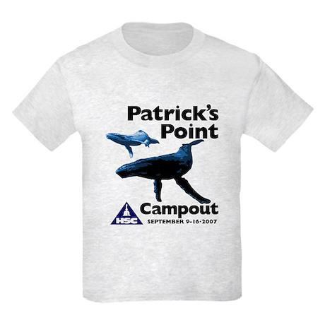 HSC Patrick's Point Campout Kids Light T-Shirt