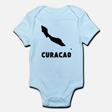 Curacao Silhouette Body Suit