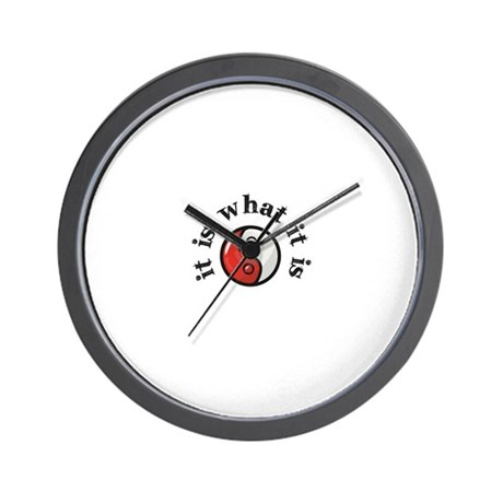 It is... Wall Clock