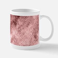 Burgundy Crystal Gel Glassy Pattern Mugs