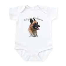Malinois Mom2 Infant Bodysuit