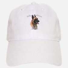 Malinois Mom2 Baseball Baseball Cap