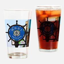 Unique Pattaya Drinking Glass