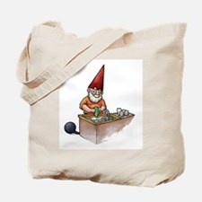Ball and Chain Gnome Tote Bag