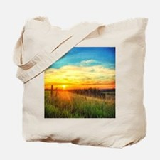 Paint Me A Sunset Tote Bag